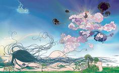 Chiho Aoshima, 2006 ©Chiho Aoshima/Kaikai Kiki Co., Ltd. All Rights Reserved. Courtesy Galerie Perrotin