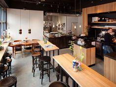 Kavárna: De Wasserette, Amsterdam | Kavárny | WORN magazine