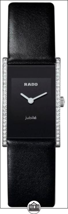 Rado Integral Jubile Piel Ladies Watch r20759155  ✿ Relojes para mujer - (Lujo) ✿