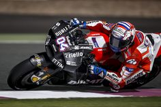 Andrea Dovizioso, Ducati's GP17 closed wing