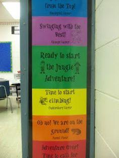 Queen of the First Grade Jungle: behavior management  I'm not a first grade teacher, but this is EPIC.