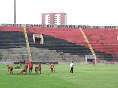 """""""Estádio Ilha do Retiro"""", do SPORT CLUB DO RECIFE. * Recife, Pernambuco. Brasil *"""