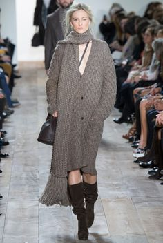 Michael Kors Fall 2014 Ready-to-Wear - Collection - Gallery - Look 1 - Style.com