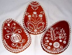 Dekorativní perníčky | Velikonoční perníčky
