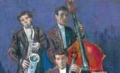 Trio #jazz – 1987