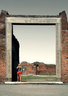 """il """"teatro"""" di Pompei"""