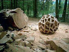 Blog 75: Arts: Land art-Urs-Peter Twellmann