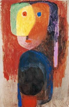 Paul Klee - Figur am Abend