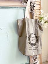 French Market Bag Set of 3 Decor Market, Market Bag, Vintage Designs, Paper Shopping Bag, Shabby Chic, Reusable Tote Bags, French, Bedroom, Cotton