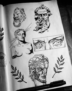 Art Sketchbook Inspiration Sketch – Art World 20 Mood Board Inspiration, Sketchbook Inspiration, Journal Inspiration, Design Inspiration, Illustration Design Graphique, Illustration Art, Drawing Sketches, Art Drawings, Tattoo Sketches