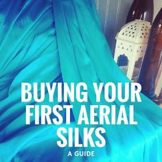 Buying your own Aerial Silks | AerFit