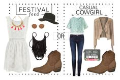 """""""Festival - Casual"""" by online-shoes on Polyvore featuring mode, Sunday Somewhere, MINKPINK, Lilly Pulitzer, Topshop, Glamorous, J Brand, Chicwish en Casetify"""