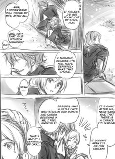 Fire Emblem: Awakening Comic - A Stahl x FeMU comic - Part 5