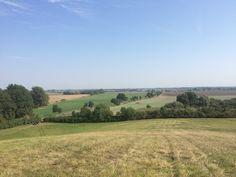 On Top of Seelow Hights near Dolgelin. Here devended 8.8 Flak in the Battle
