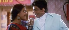 Pride and Prejudice and Unconditional Love (Kabhi Khushi Kabhie Gham...). Shah Rukh Khan and Kajol.