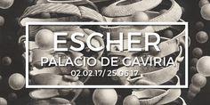 Escher y la magia de la geometría son los protagonistas de la exposición que podemos disfrutar en el Palacio de Gaviria hasta el mes de Junio.