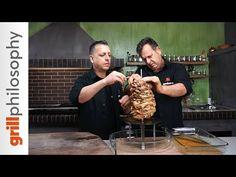 Γύρος χοιρινός - παλιά παραδοσιακή συνταγή και προετοιμασία | Grill philosophy - YouTube Philosophy, Grilling, Traditional, Youtube, Recipes, Meat, Greece, Crickets