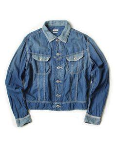 Kapital - Indigo Gauze Kaya Westerner Jacket