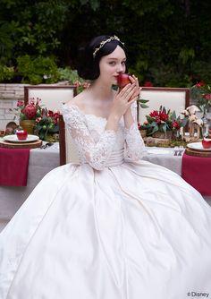 Disney WEDDING DRESS COLLECTION | ブライダルのことならクラウディア:クラウディアグループ