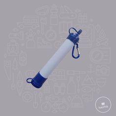 Sedotan Penyaring FilterPure Personal Water Purifier Tokonik Adventure, Water, Gripe Water, Adventure Movies, Adventure Books