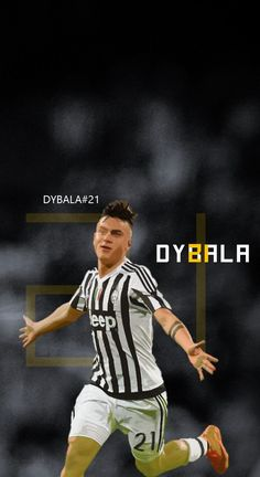 Paulo Dybala - Juventus - Football - Soccer Creative Art - wallpaper