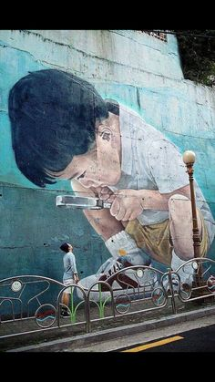 Street art✖️More Pins Like This One At FOSTERGINGER @ Pinterest✖️