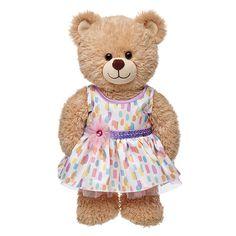 Pretty Pastel Dress | Build-A-Bear