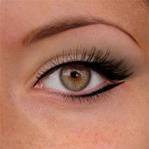 Maquillage pour yeux en amande < ♥ - 16 juillet 2010 | Blog Beauté Addict idéale pour les petit yeux et les yeux ronde...: