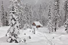 Русская зима, как шедевр