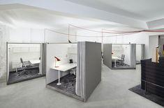 work boxes   Places, Hamburg, Germany   Vitra