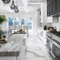 I chose this because this kitchen looks so nice and I would love to have a kitchen like this in the future.