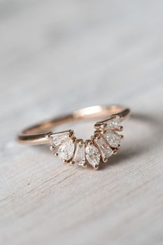 Diamond Wedding Rings Grew and Co / Fine Jewellery / Engagement ring / Wedding Jewelry / White Diamonds / Wedding Style Inspiration / The LANE Wedding Rings Vintage, Vintage Engagement Rings, Vintage Rings, Diamond Engagement Rings, Wedding Jewelry, Wedding Bands, Diamond Rings, Oval Engagement, Gold Wedding