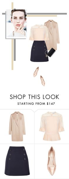 """""""Sem título #306"""" by soleuza ❤ liked on Polyvore featuring The Row, Tanya Taylor, Sonia by Sonia Rykiel and Nicholas Kirkwood"""