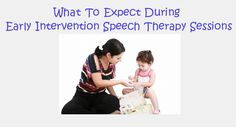 What To Expect During Early Intervention Speech Therapy Sessions