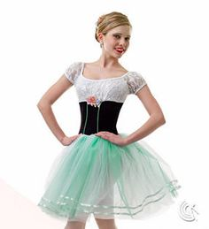 Curtain Call Costumes® - this was my ballet costume.to beauty and the beats