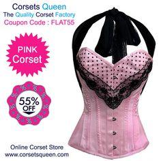 172a4a5da 37 Delightful Pink Corsets images