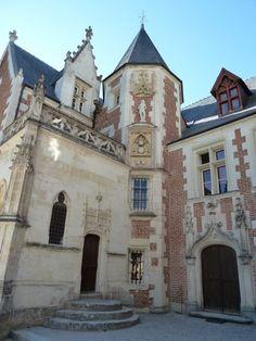 Clos-Lucé, the last residence of Leonardo da Vinci