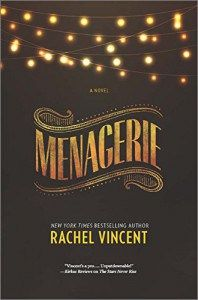 Once upon a time there was a human who thought she was human, but one day she made a discovery in front of everyone and God. She really wasn't a human at all. This amazing book, Menagerie by Rachel...