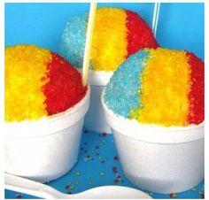 Snow come cupcake