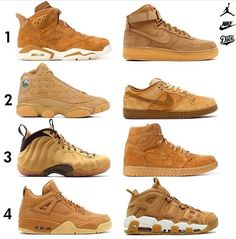Pick a row and leave a comment! Row 4 brings some heat 👀 Thanks for family, almost to The post Pick a row and leave a comment! Row 4 br& appeared first on Shoes. Men's Shoes, Nike Shoes, Shoes Sneakers, Nike Lebron, Zapatillas Jordan Retro, Baskets, Gucci Sneakers, Sneaker Boots, Dream Shoes