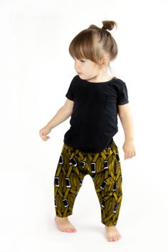 Baby/Toddler Harem Pants   Ultra Violet Kids. A #CanDoBaby! fave.