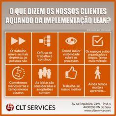 Serviços de Consultoria Empresarial em Lean Six Sigma, Gestão de Operações e Logística. http://www.cltservices.net/consultoria/consultoria-lean