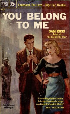 You Belong To Me « Pulp Covers