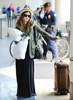 Travel Tips - Airport and survival items.