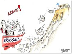 La crisis de la deuda griega: los humanos deben sufrir para que los banqueros se beneficien -- Los Dueños del Circo -- Sott.net