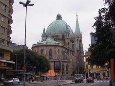 Metropolitan Cathedral, Sao Paulo