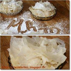 Chez Marlies Geniessen mit den Jahreszeiten: Tourtière * Apfelkuchen mit Armagnac