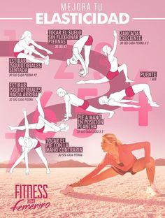 Uno de mis retos de este año es mejorar mi flexibilidad y elasticidad. Con mucho…