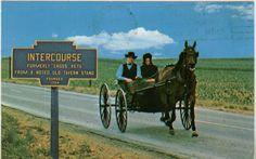 Intercourse, PA.....Lancaster County