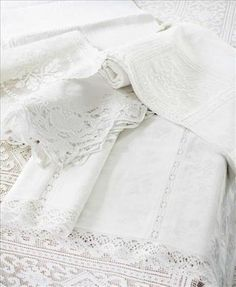 White lace linen             ᘡղbᘡ